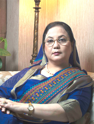 Syeda Zakeerin Bakht Nasir